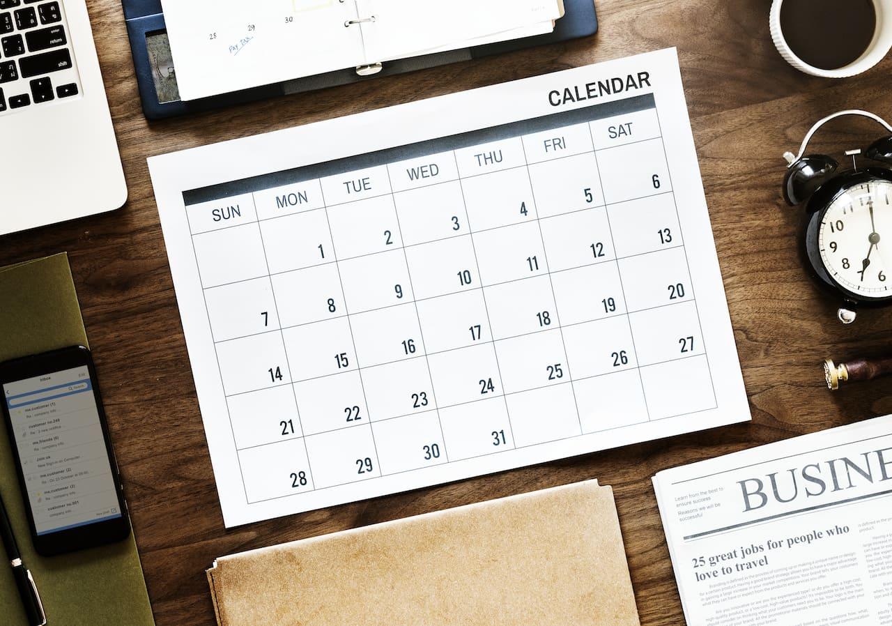 【Excel】DATE関数を使って日付を計算する方法