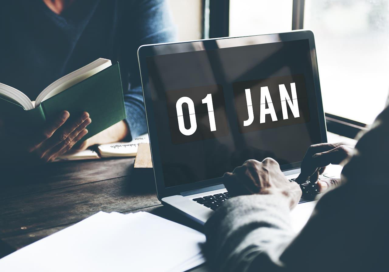 TODAY関数の応用と日付や時刻の表示に関する注意点