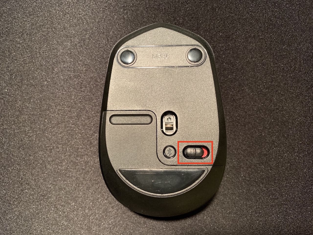 Bluetoothデバイスの準備①