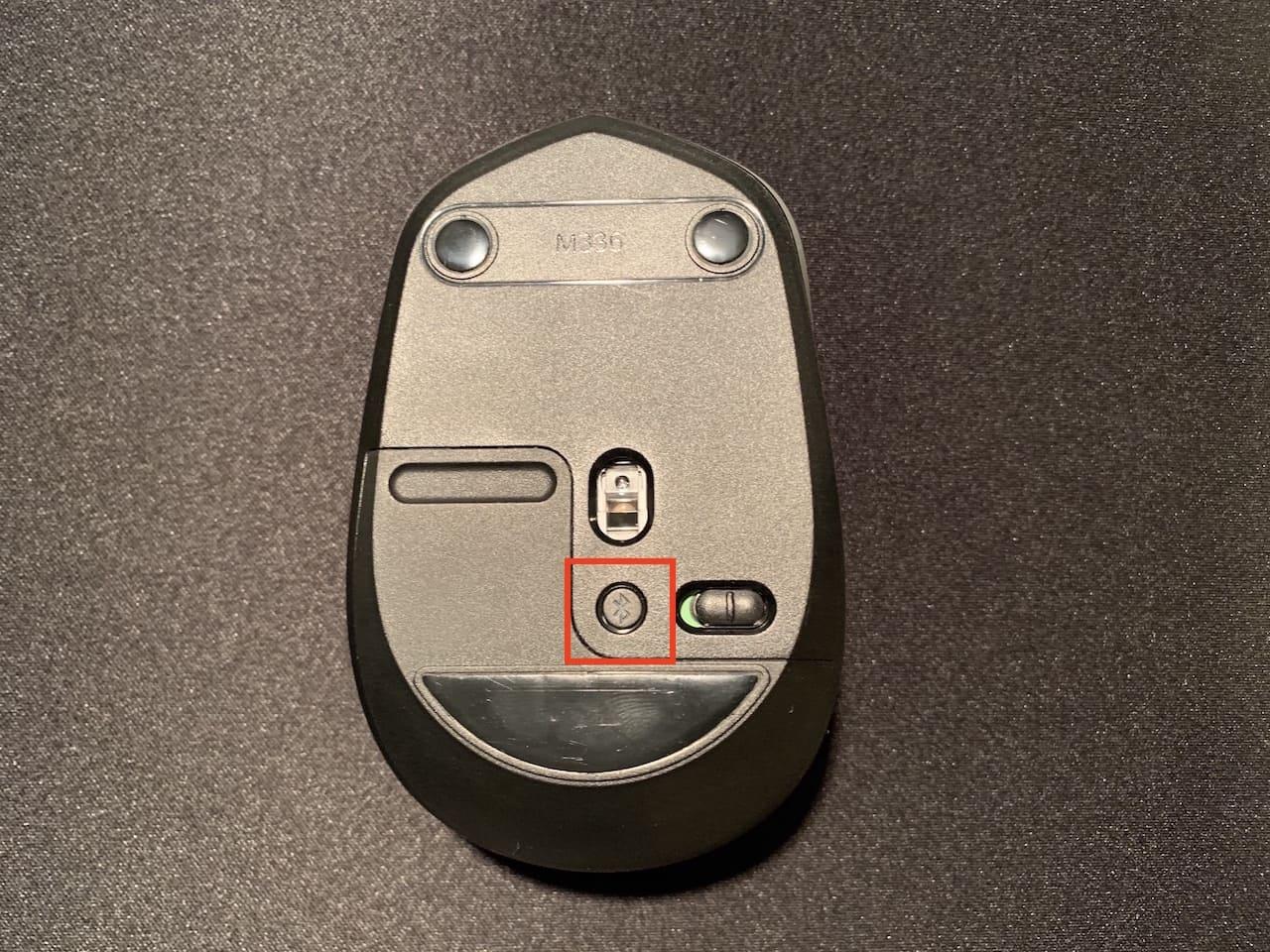 Bluetoothデバイスの準備④