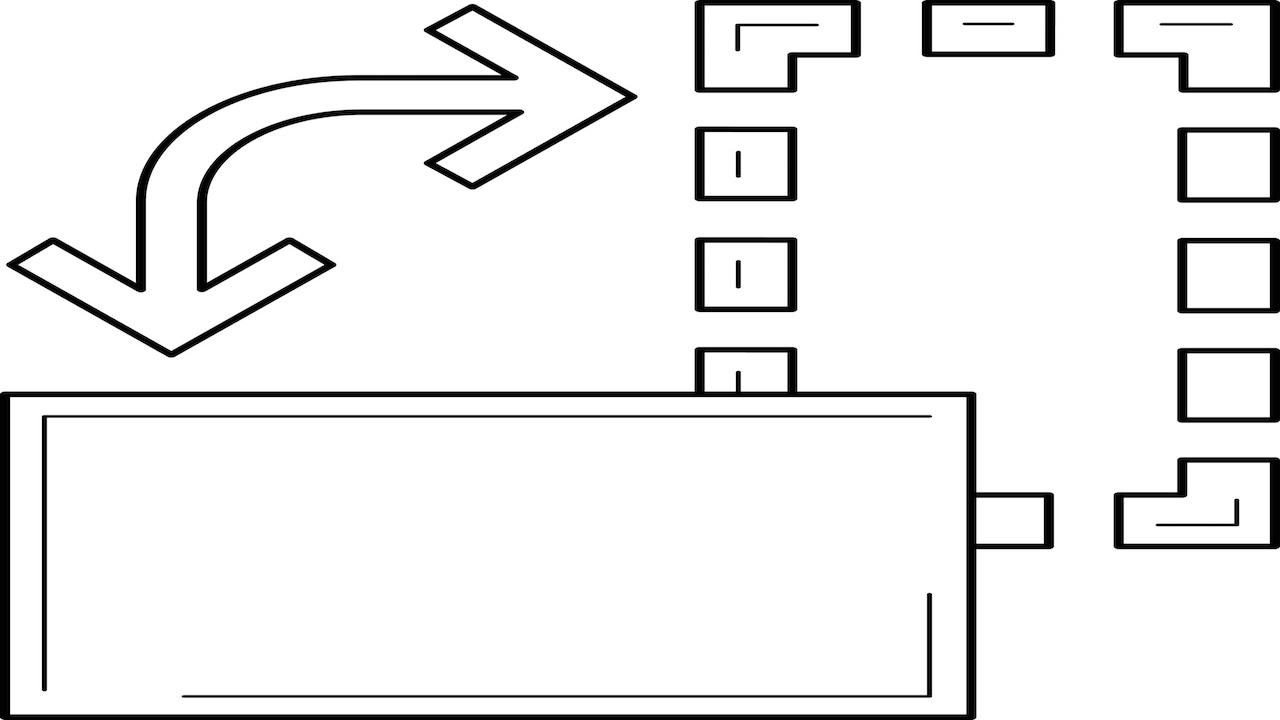 【簡単】Excelでセル内の文字を縦書きにする2つの方法