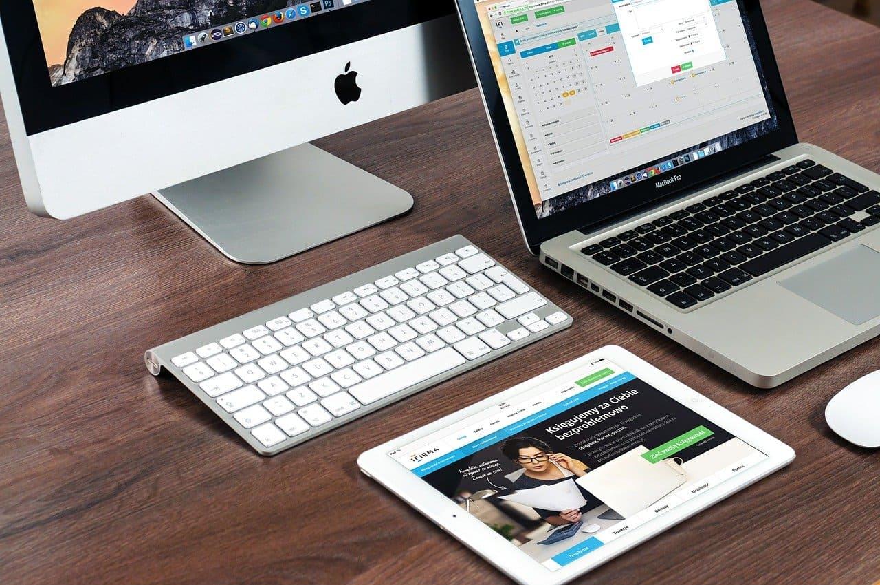 Macで画面をズームする方法