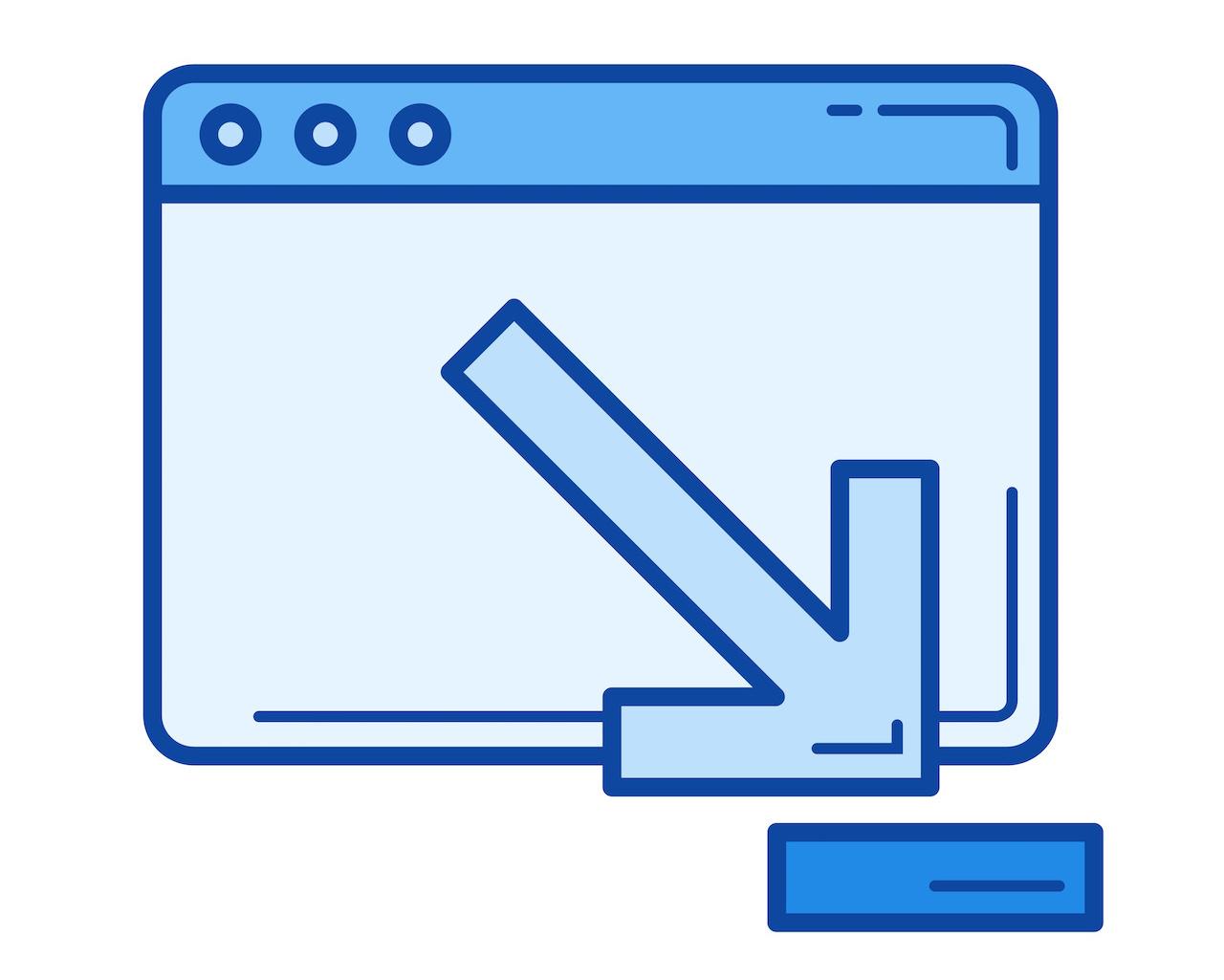 Windows10でダウンロードファイルの保存先を指定のフォルダへ変更する方法