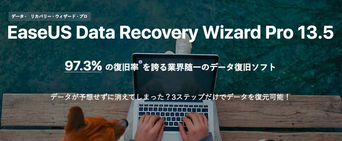 EaseUS Data Recovery Wizardとは?