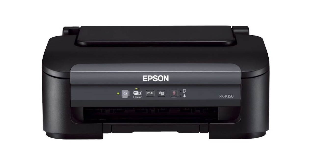 EPSONのA4モノクロインクジェットプリンター『PX-K150』